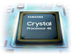 Samsung 43AU8005 análisis