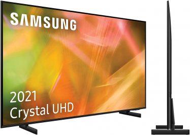 Samsung 4K UHD 2021 65AU8005 opiniones