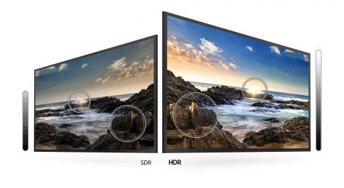 Samsung 55AU7105 opiniones