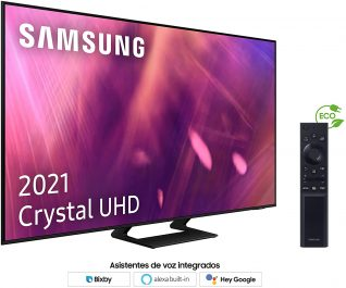 Samsung 55AU9005 análisis