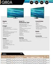 Samsung QE65Q80A análisis