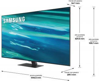 Samsung 65Q80A comprar barato amazon