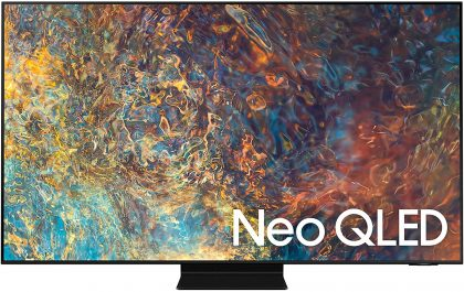 Samsung Neo QLED 4K 2021 55QN90A opinion review