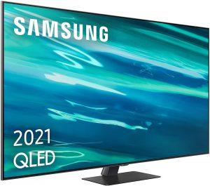 Samsung QLED 4K 2021 55Q80A opiniones