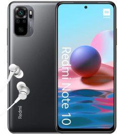 Xiaomi Redmi Note 10 opiniones