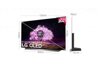 LG OLED55C14LB análisis