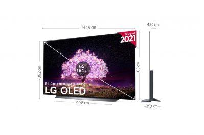 LG OLED65C14LB análisis