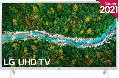 LG UP 2021 - 43UP7690- ALEXA - Smart TV 4K UHD 108 cm opiniones
