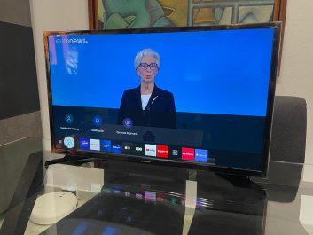 Samsung Full HD 32T5305C análisis 2021