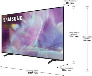 Samsung QLED 4K 2021 85Q60A opiniones