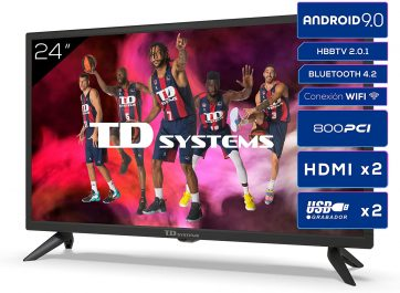 TD Systems K24DLG12HS opiniones