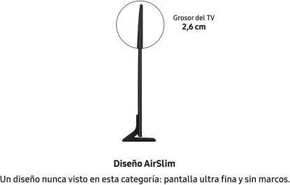 TV AU9005 Crystal UHD 108 cm 43 opiniones