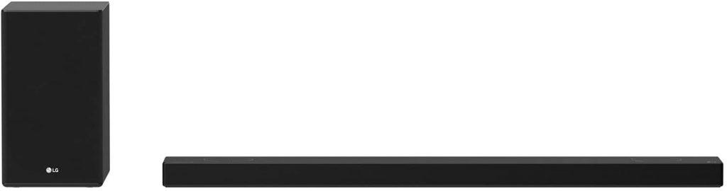 Barra de Sonido Inteligente LG SP9YA de 520W opiniones analisis