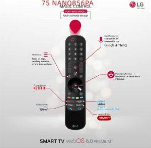 LG 75NANO856PA comprar barato amazon