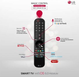 LG 86UP8000-ALEXA 2021-Smart TV 4K UHD opiniones