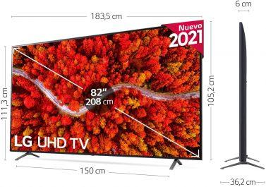 LG UP 2021 - 82UP8000 - analisis