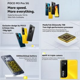 POCO M3 Pro 5G opinion review