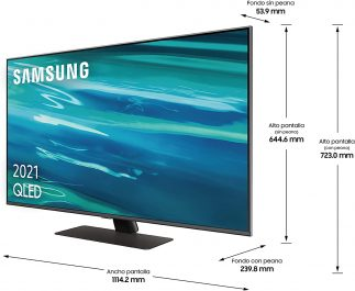Samsung QE50Q80AATXXC opiniones