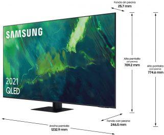 Samsung QLED 4K 2021 55Q74A opinion