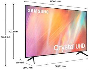 Samsung UE55AU7172UXXH analisis opiniones