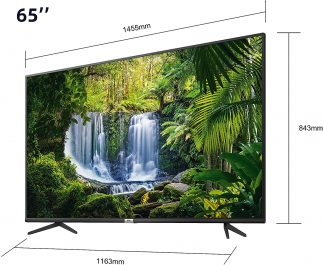 TCL 65BP615 opinion review