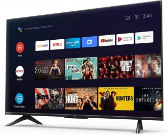 Xiaomi Smart TV P1 55 Pulgada análisis