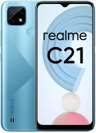 realme C21 opiniones