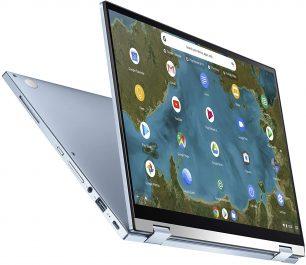 ASUS Chromebook Flip Z3400FT-AJ0111 reseña