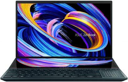 ASUS ZenBook Pro Duo 15 UX582LR-H2017T opiniones