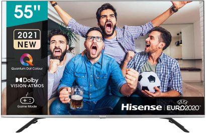 HISENSE 55E76GQ opiniones