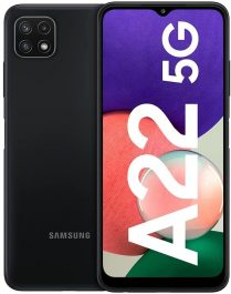 Samsung Galaxy A22 5G análisis
