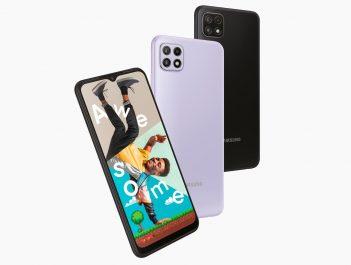 Samsung Galaxy A22 comprar barato amazon