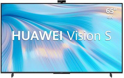 HUAWEI Vision S + TV Box 65 pulgadas opiniones análisis