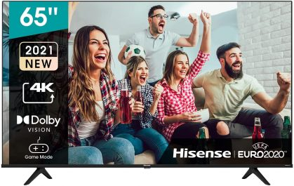 Hisense 65A66G opiniones