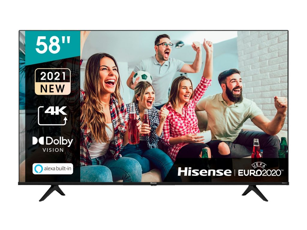 Hisense UHD TV 58A6G 58