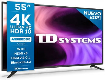 TD Systems K55DLG12US opiniones