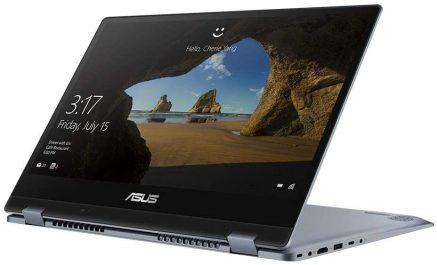 ASUS VivoBook Flip TP412FA EC649T especificaciones