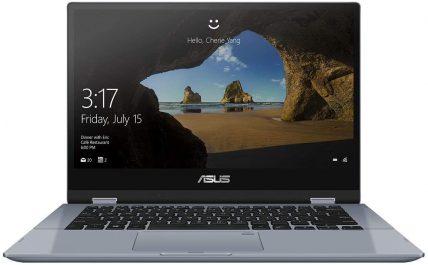 ASUS VivoBook Flip TP412FA-EC649T reseña
