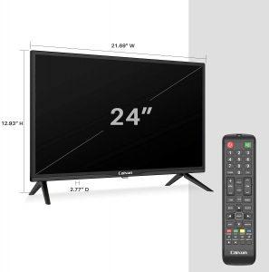 Caixun HD TV EC24Z2 TV 24 Pulgadas opinion comprar barato