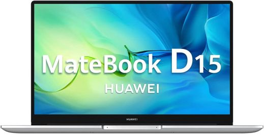 Huawei Matebook D15 reseña