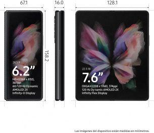 Samsung Galaxy Z Fold3 5G comprar barato amazon
