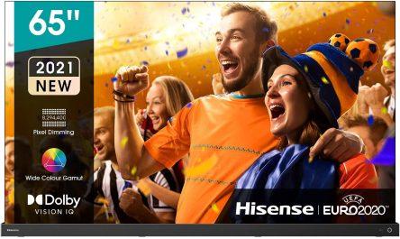 TV HISENSE 65 65A9G UHD OLED STV opiniones