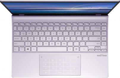 ASUS ZenBook 13 UX325 caracteristicas
