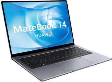 Huawei Matebook 14 especificaciones