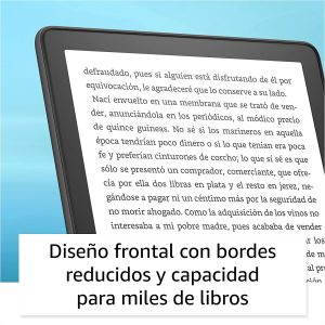 Te presentamos el Kindle Paperwhite Signature Edition (32 GB)