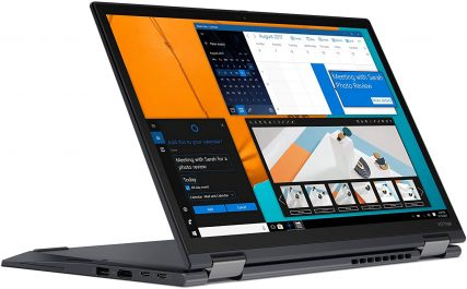 Lenovo ThinkPad X13 Yoga Gen 1 especificaciones