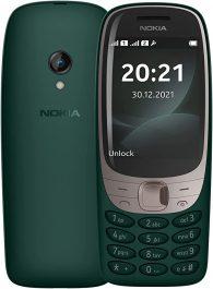 Nokia 6310 análisis