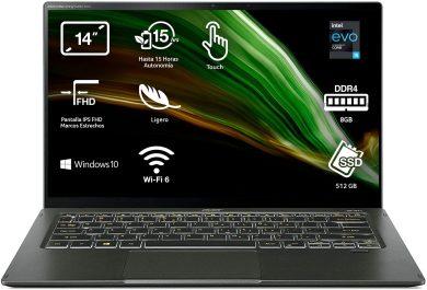 Acer Swift 5 SF514-55T-5001 reseñas