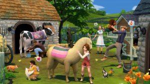 DLC Sims 4 Cottage Living Expansion Pack código descuento
