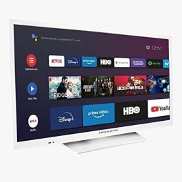 EAS Electric E24AN70W Televisor Blanco